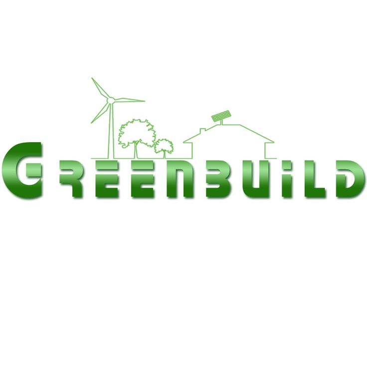 Logo for Green build