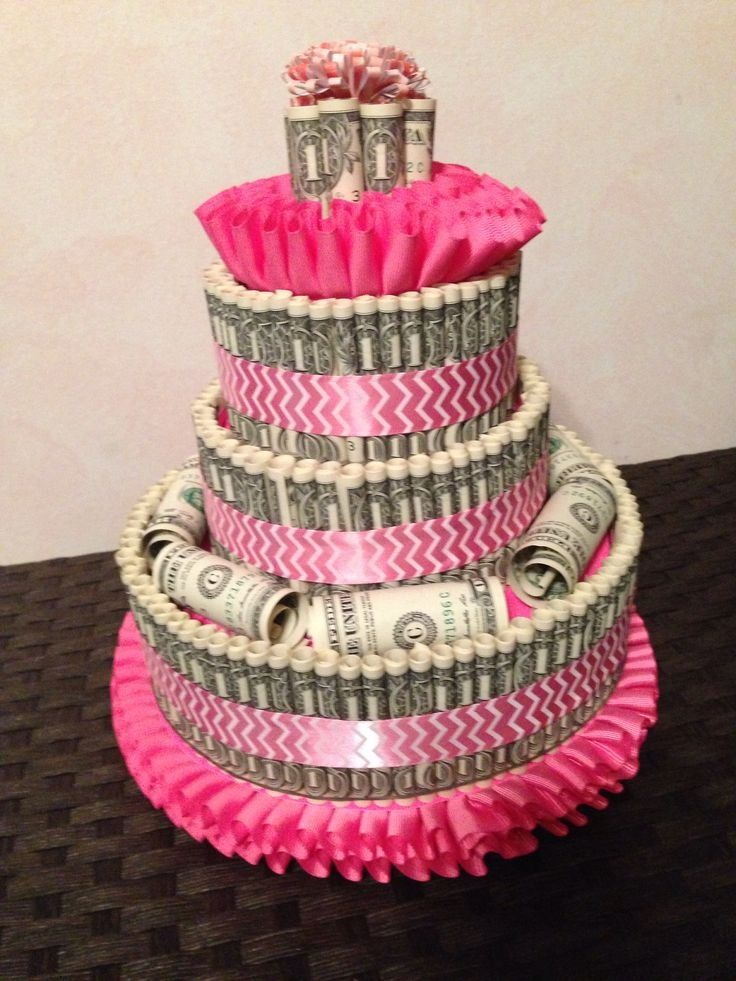 10 Best Images About Money Cake Ideas On Pinterest