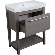 "28"" Single Sink Vanity Set"