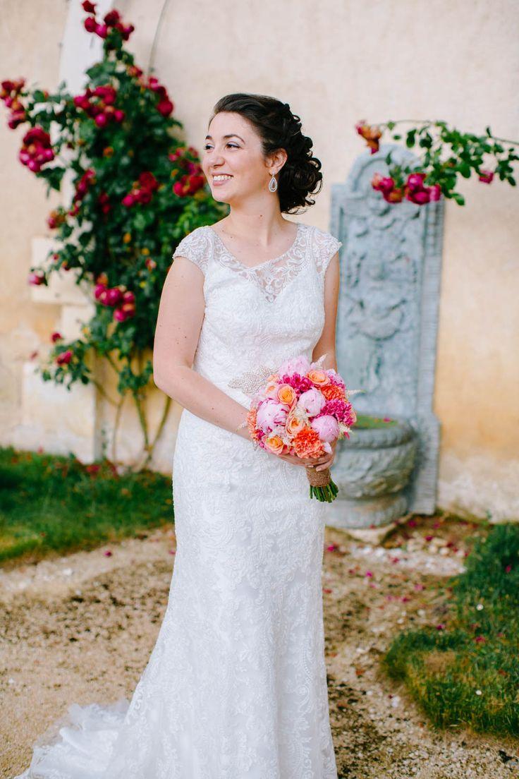 Mariage Oriental, au Château des Piliers près de Poitiers. Un mariage chaleureux et très coloré.