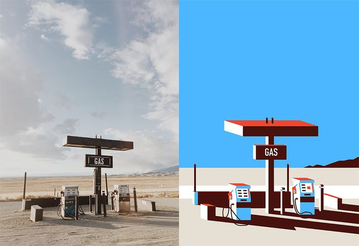 This photographer-illustrator collaboration creates beautiful, parallel worlds - Digital Arts
