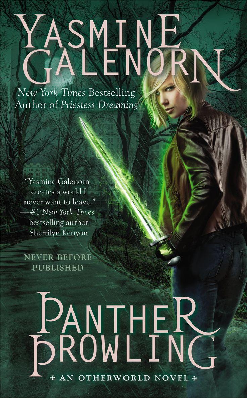 Panther prowling an otherworld novel 17 by yasmine galenorn january 27