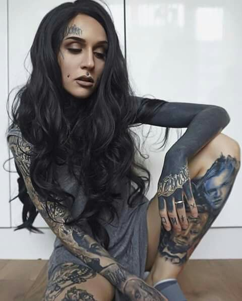 Tattoo Woman Getting: 1480 Best Images About Get Inked Or Die Tryin' On Pinterest