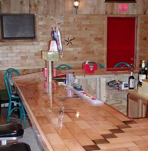 Ceramic Tile Bar Top | o2 Pilates