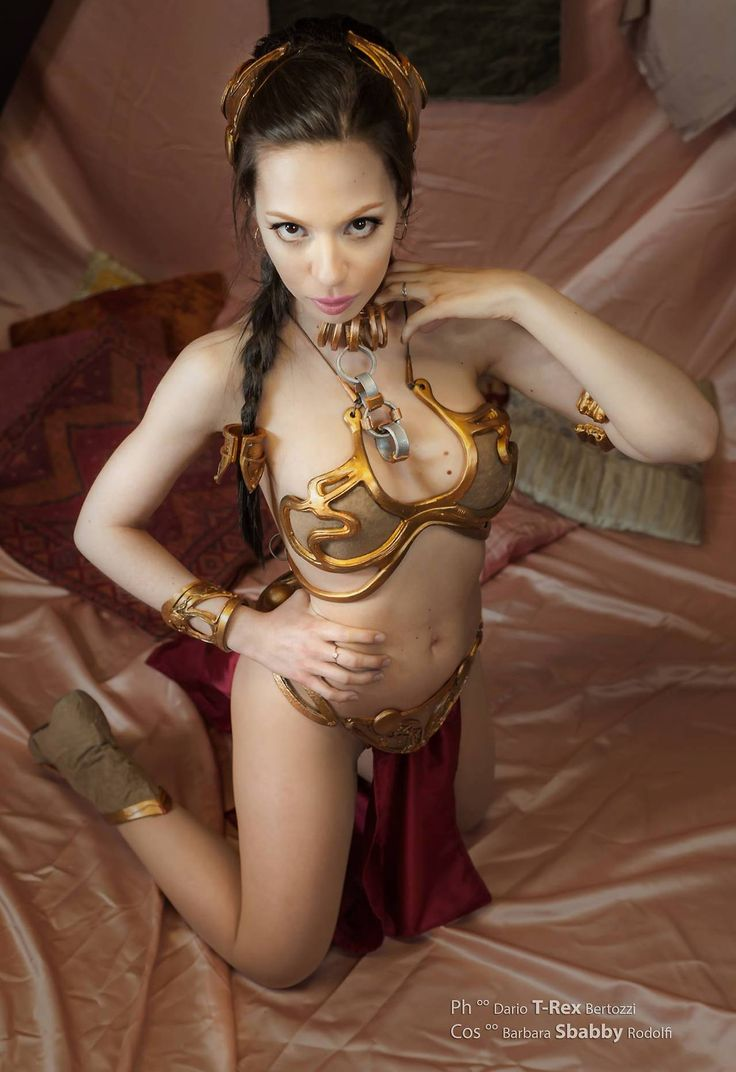 Apologise, but, princess leia slave cosplay can recommend