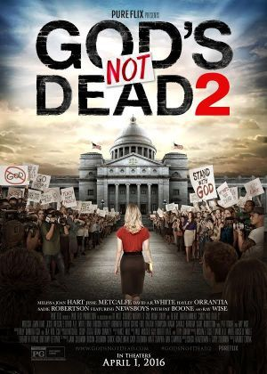 About Gods Not Dead 2 Artist : Melissa Joan Hart, Ray Wise, Jesse Metcalfe, David A.R. White, Robin Givens As : Grace Wesley, Pete Kane, Tom Endler, Rev. Dave, Principal Kinney Title : Watch Gods Not Dead 2 Online Free Full Movie Release date : 2016-04-01 Movie Code : 4824279 Duration : 121 Category : Drama