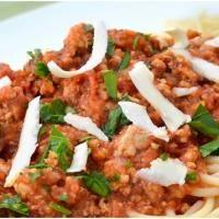 Sauce à spaghettis à la viande de dindon| Le Dindon du Québec