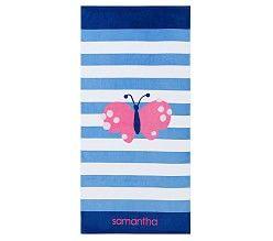 Beach Towels On Sale & Kids Beach Towels On Sale | Pottery Barn Kids