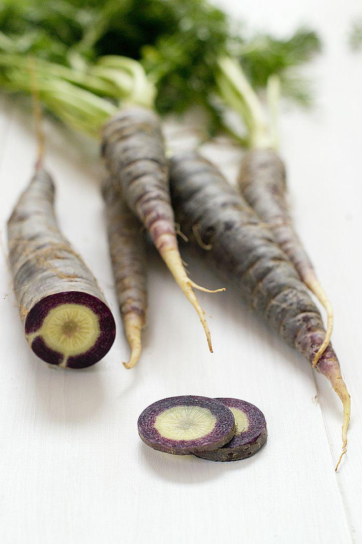 zanahoria morada - purple carrot
