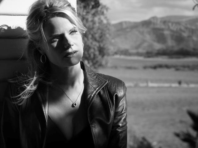 Joelle Carter as Ava Crowder: Justified - Season 5 Cast Photos