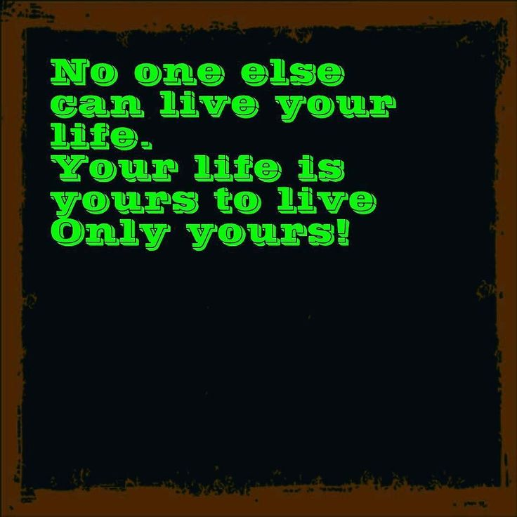 Prendi la tua #vita e farne un #capolavoro Sei l'#unico che può farlo follow http://ift.tt/1rtfGy9