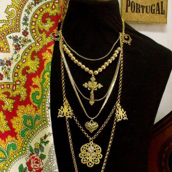 Portuguese Necklace
