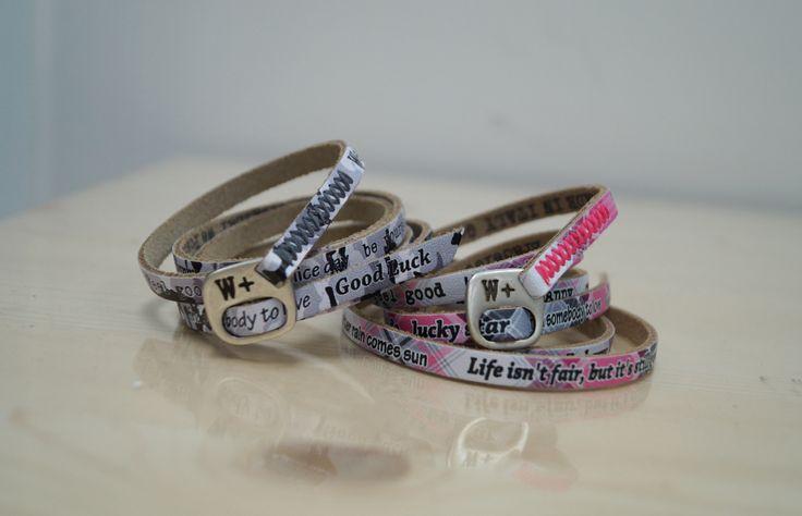 스토리아엠*STORIAM*이탈리아 프리미엄 브랜드 전문 편집샵*www.storiam.co.kr*위파지티브 #wepositive#bracelet#가죽팔찌#위파지티브#팔찌