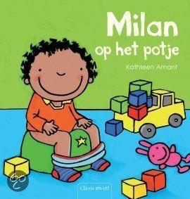 Milan op het potje, Kathleen Amant - in de kast