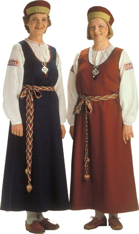 Suomalaiset kansallispuvut