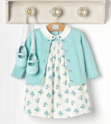 673bbc571a33 Another sweet outfit from Janie and Jack | Kiddo | Baby girl fashion ...