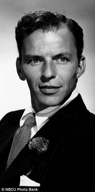 Frank Sinatra: The Chairman claims there's no way he is Ronan Farrow's biological father | Daily Mail Online