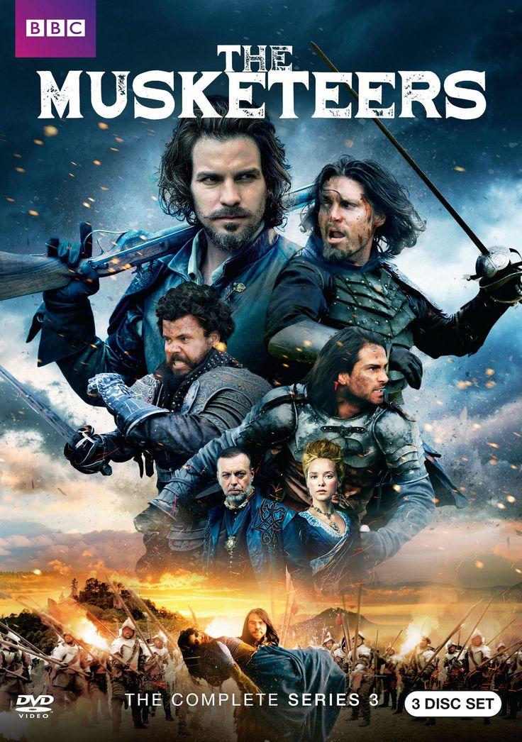 The Musketeers: Season Three