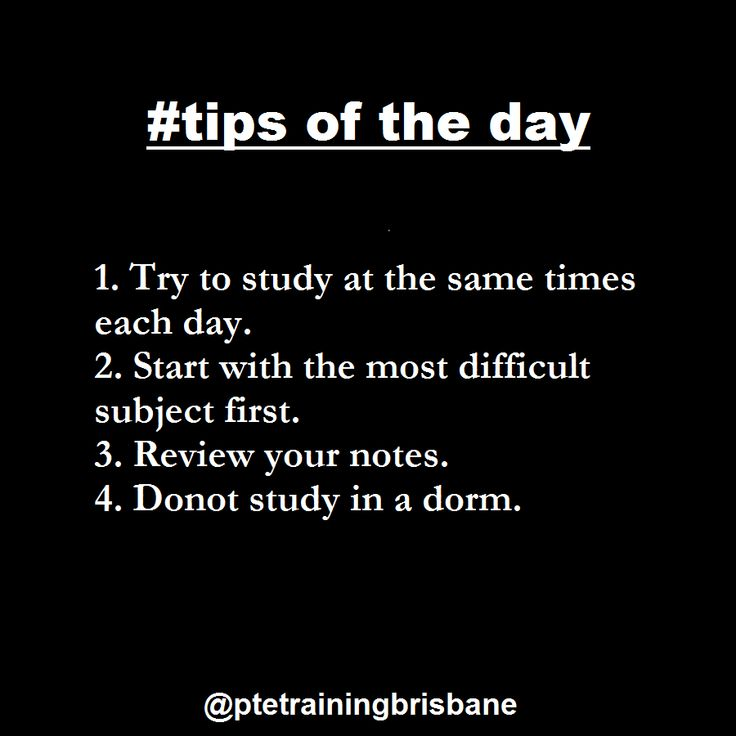 Tips of the day! A very important aspect of study is planning your schedule.   #ptetrainingbrisbane #personalisedtraining #comprehensivetraining #personaldevelopment #learningskill #writingskill #inspirelearning #studytips
