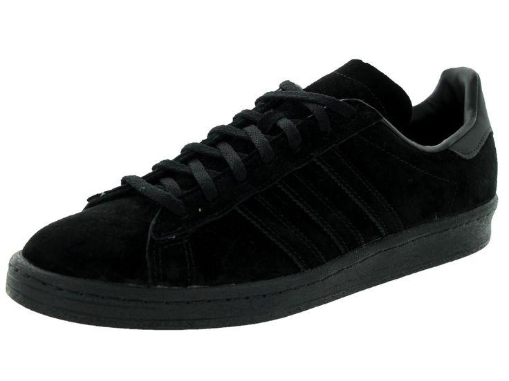 eb5fd48f08 Adidas Men s Campus 80S Cblack Cblack Cblack Casual Shoe 9.5 Men US