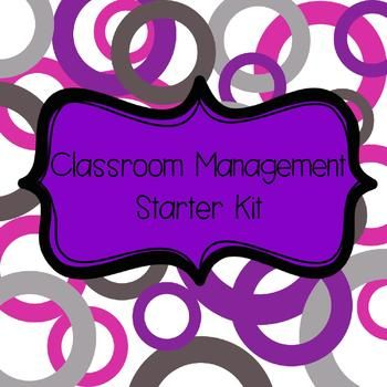 The Classroom Management Starter Kit includes:Hall Passes for studentsHomework passesLatework PassesClassroom Cash (individual student reward system)Classroom Cash rewards (what to buy with the classroom cash)RESPECT letters (classroom reward system)RESPECT reward (classroom rewards)Editable versions of rewards on the Respect letters and the Classroom cash find which rewards fit your classroom best.