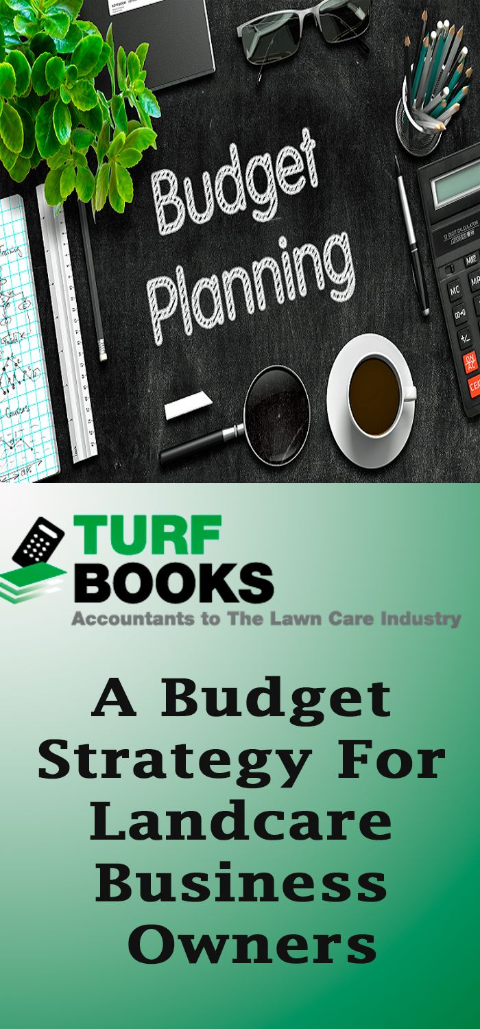Budgeting is nothing more than formulating a coherent financial plan for some period in the future, usually one or two years. As the plan is implemented we are able to rate our efforts compared to the budget that we created.  #bookkeeping #turfbooks #accounting #bookkeeping_services #accounting_tips #kpi  #tax_tips #budget_planning #business_planning #gross_margins
