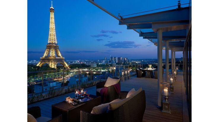 Shangri-La, Paris, France - HarpersBAZAAR.com