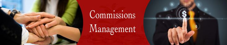 Affordable Commission Management Services