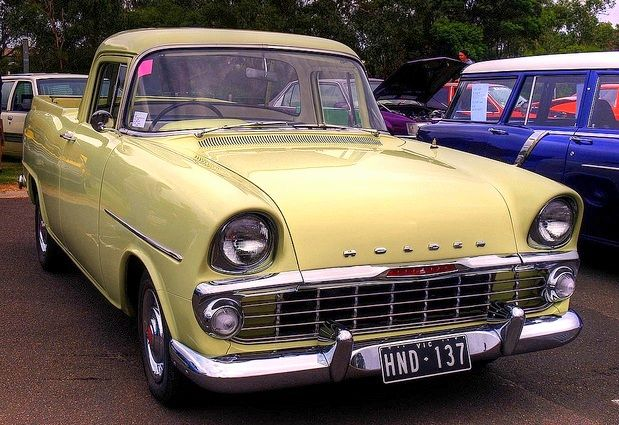 1962 Holden EK ute