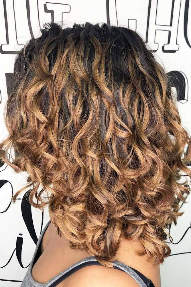 Perm Ideas And Facts You Should Know To Rock It Today Permed Hairstyles Medium Hair Styles Medium Length Hair Styles