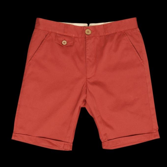 Oliver Spencer: Skinny Shorts (Shakespeare Brick)
