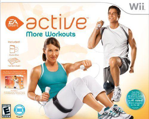 EA Sports Active: More Workouts by Electronic Arts, http://www.amazon.com/dp/B002KJ9XE8/ref=cm_sw_r_pi_dp_9xE1qb161X58D