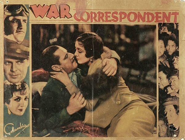 Luke Chan, Chester Gan, Ralph Graves, Jack Holt, Tetsu Komai, Lila Lee, and Victor Wong in War Correspondent (1932)