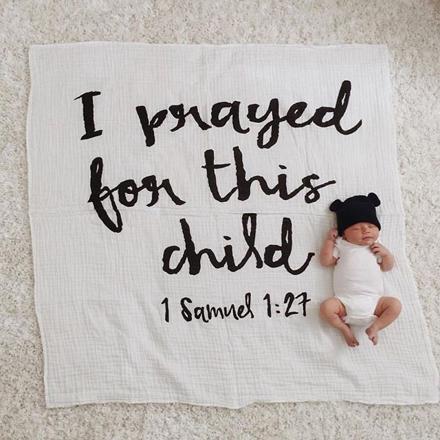 What a beautiful reminder to prevail with God in prayer and give Him the opportunity and the room to work! Answered prayer + the cutest baby bear shared by @portandpenny