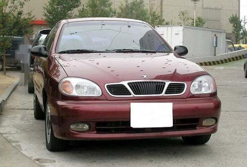 Daewoo Lanos 15 S Sedan