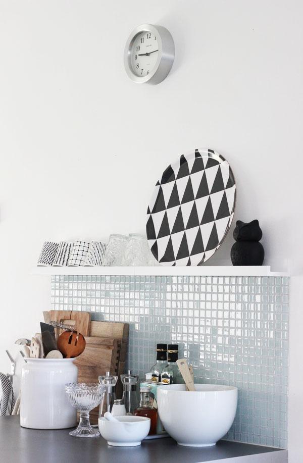 Via The Super Ordinary | Bright Kitchen | Formverket Tray