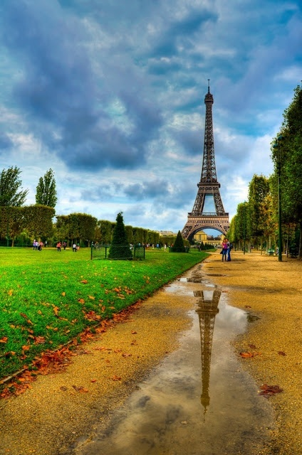Eiffel Tower, France | See more Amazing Snapz