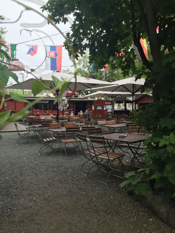 Why You Need to Check Out Neustadt: Biergarten in Dresden, Germany // on happiestwhenexploring.com
