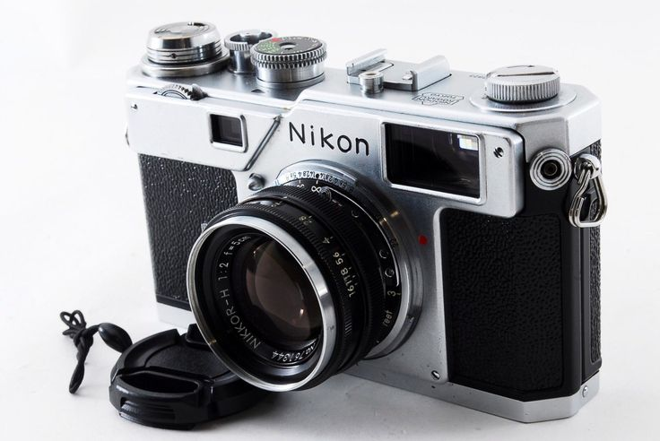 [Near Mint] Nikon S3 with Nikkor H 50mm F2 from Japan #23   eBay