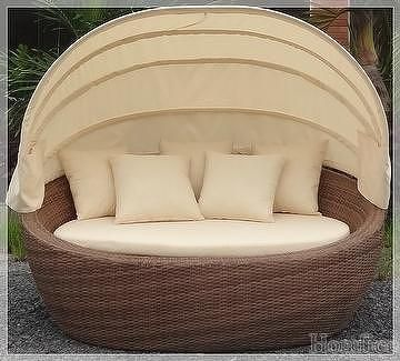 89 best oferta muebles de rat n images on pinterest for Sofa exterior redondo