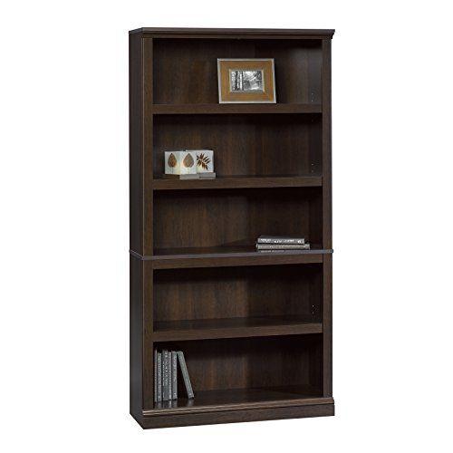 Sauder Bookcase, Cinnamon Cherry Finish Sauder https://smile.amazon.com/dp/B004HBB8TA/ref=cm_sw_r_pi_dp_QNayxb1X2YR3K