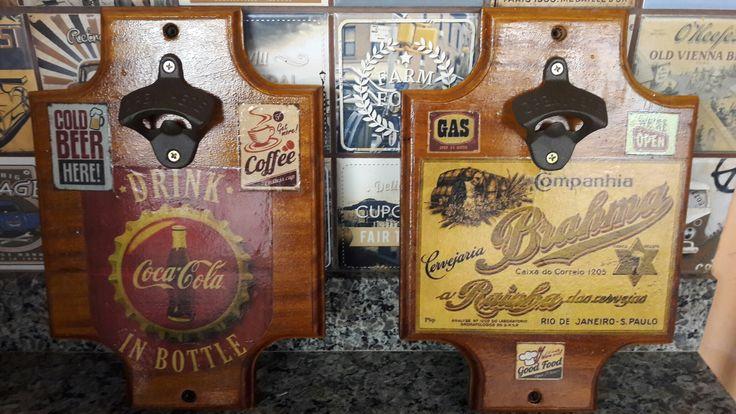 abridor de garrafas de parede magnetico, magnetic wall bottle opener, beer, cerveja