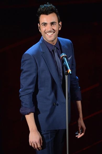 Marco Mengoni Sanremo 2013