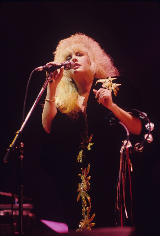 Fleetwood Mac at the Rosemont Horizon in Chicago, IL - Nov. 19, 1987.