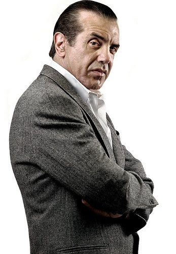 If you love a good wise guy like myself, you must love Chazz palminteri! I was crazy about Sonny from A Bronx Tale. If you catch the 60+ Italian actor now, he still looks good. #fablife