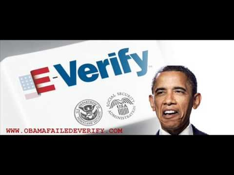 Here is the story of how a mother and homemaker in Washington State stood up to challenge the identity fraud of Barack Obama. Learn how she paid a price for her courage to run the president through E-Verify---and his SS# FAILED it coming up INELIGIBLE to work in the USA.