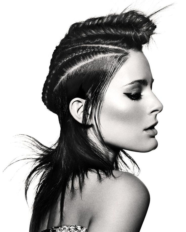 www.estetica.it | Credits Hair: Angelo Vallillo e Zullo & Holland Art Team Make up: Rosanna Velin Photo: Richard Miles