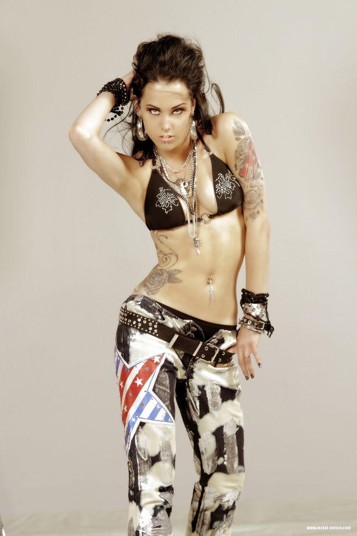 Las Mujeres Mas Hermosas del Rock, Metal, Gothic, Punk 1