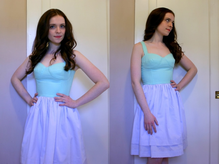 DIY Dress #DIY #Clothes #Sewing #Sew #Dresses