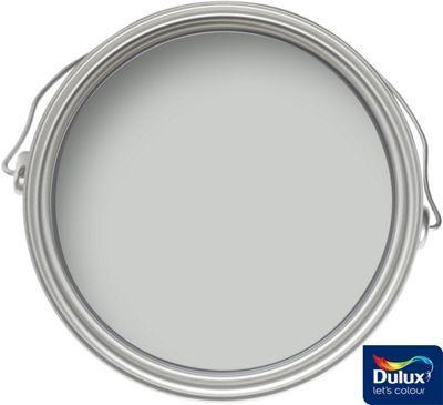 used in living room Dulux Matt Goose Down Matt Emulsion Paint - 2.5L